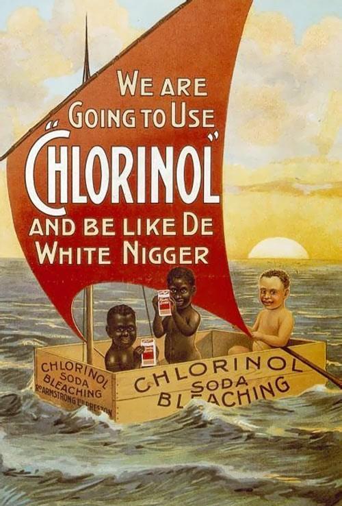 расизм в рекламе