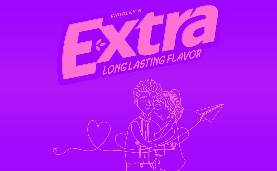 Extra gum. Разбор рекламного кейса